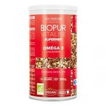 Biopur - Super Mix Oméga 3 Cholestérol 290g