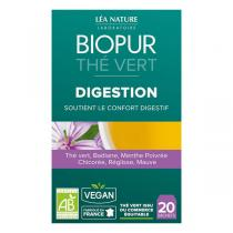 Biopur - Thé vert Digestion 20 sachets