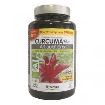 Biotechnie - Curcuma Plus Articulations 180 comprimés