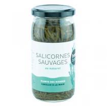 Bord à bord - Salicornes au naturel 170g