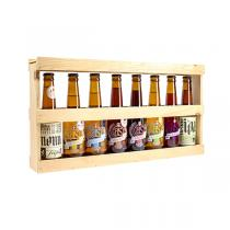 Brasseurs Savoyards - Coffret Dégustation Bières Bio 8 x 33 cl