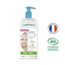Carryboo - Bioliniment Oléo calcaire - Flacon pompe 450ml
