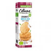Céliane - Biscuits sablés coco 150g