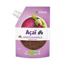 D.Plantes - Açaï Superfood Bio 125g