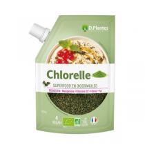 D.Plantes - Chlorelle Superfood Bio 125g