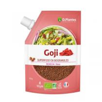 D.Plantes - Goji Superfood Bio 125g