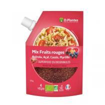 D.Plantes - Mix fruits rouges Superfood Bio 125g
