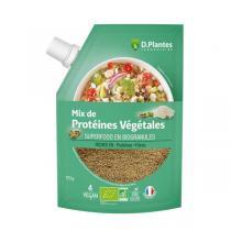 D.Plantes - Mix Protéines végétales Superfood Bio 125g