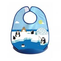 dBb Remond - Bavoir ramasse-tout - Pingouins