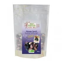 Direct producteurs Fruit secs - Mélange sportif bio - 220 g