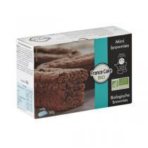 France Cake - Mini brownie chocolat x 4