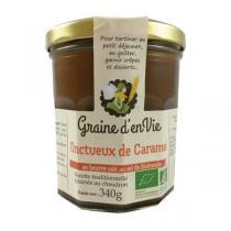 Graine d'enVie - Onctueux de Caramel au beurre salé 340g