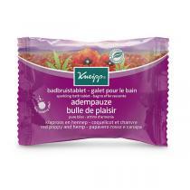 Kneipp - Galet pour le bain Coquelicot Chanvre - 80 g