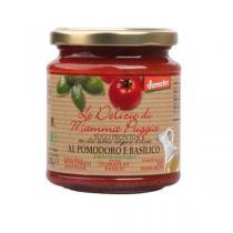 Le Delizie di Mamma - Sauce tomate basilic 300g