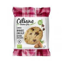 Céliane - Cookies snack amandes chocolat X2