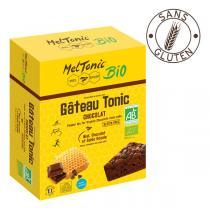 Meltonic - Gâteau Tonic bio Chocolat - 40 g