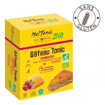 Meltonic - Gâteau Tonic bio Framboises - 40 g