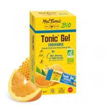 Meltonic - Pack gels énergétiques Tonic' Gel Endurance bio 8 x 20g