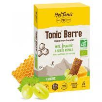 Meltonic - Pack Tonic' Barre Raisins bio 5 x 25g