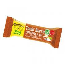 Meltonic - Tonic'Barre Pistaches et sel bio - barre de 25 g