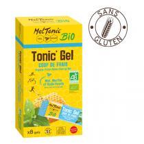 Meltonic - Tonic' Gel Coup de frais bio - 8 gels de 20 g