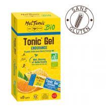 Meltonic - Tonic' Gel Endurance bio - 8 gels de 20 g