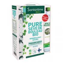 Santarome - Pure Sève de Bouleau Bio - Valisette 3 X 250mL