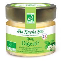Ma Ruche Bio - Grog Digestion 100g