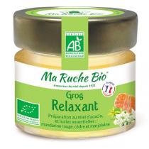 Ma Ruche Bio - Grog Relaxation 100g