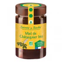 Ma Ruche Bio - Miel Châtaignier bio origine France - 250 g