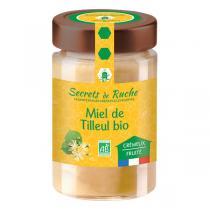 Secrets de Ruche - Miel de Tilleul bio origine France - 250 g