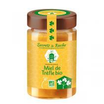 Secrets de Ruche - Miel de Trèfle bio - 250 g