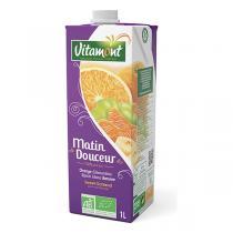 Vitamont - Jus Matin Douceur bio - 1 l