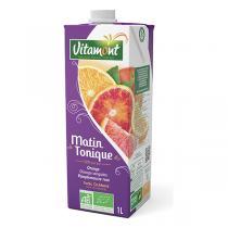 Vitamont - Jus Matin Tonique bio - 1 l