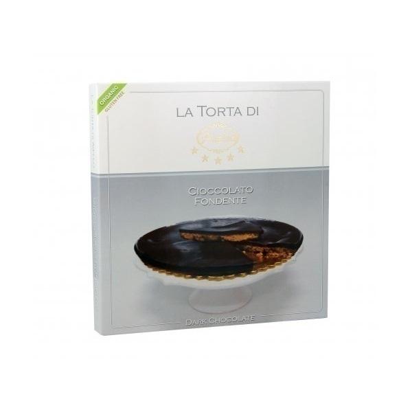 tarte au chocolat noir bio 200g aiello acheter sur. Black Bedroom Furniture Sets. Home Design Ideas