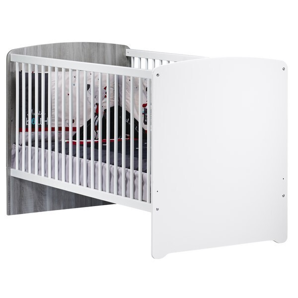 Baby Price - Little big bed 140x70cm transformable - Nao