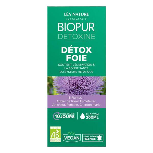 Biopur - Cocktail Détox Foie 200ml