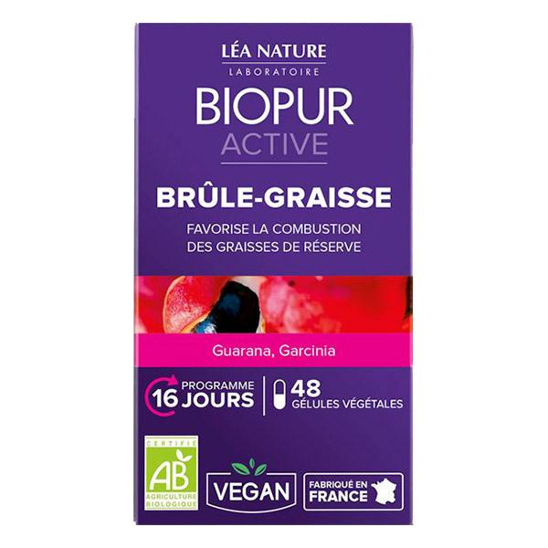 Biopur - Gélules végétales Brule Graisse x 48