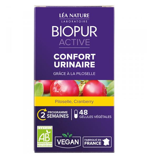 Biopur - Gélules végétales Confort urinaire x 48