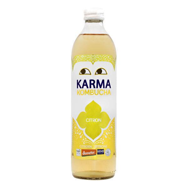 Karma - Kombucha Citron - 500ml