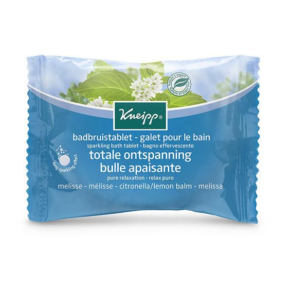 Kneipp - Galet pour le bain Mélisse Citronnelle - 80 g