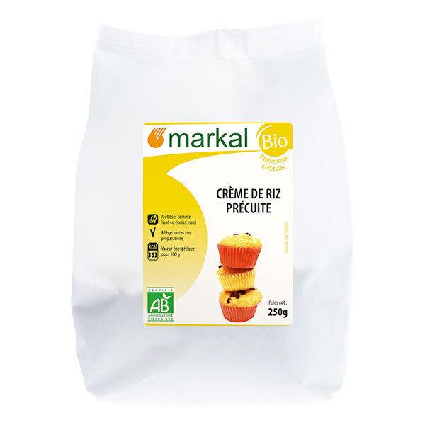 Markal - Crème de riz précuite bio 250g