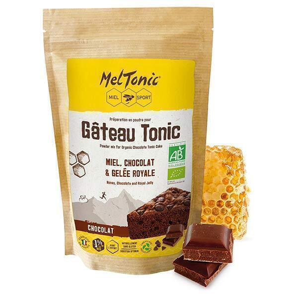Meltonic - Préparation pour gâteau Tonic Chocolat bio 400g