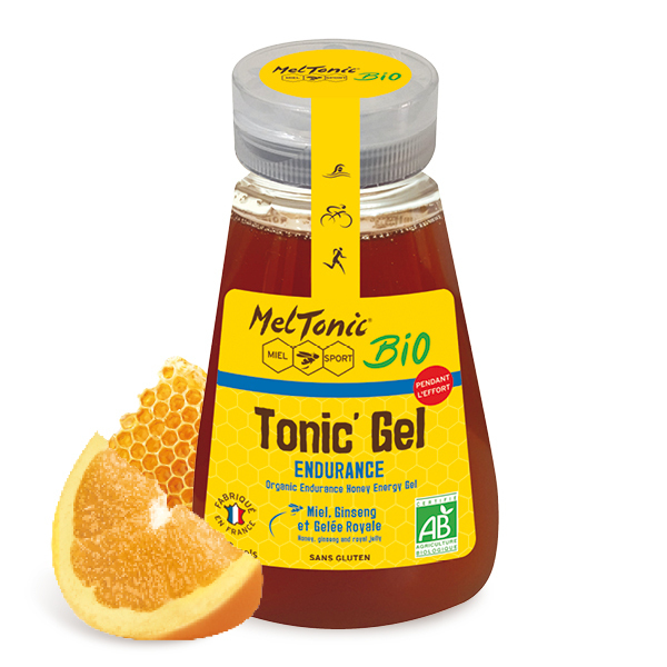 Meltonic - Recharge Tonic' Gel Endurance bio 250g