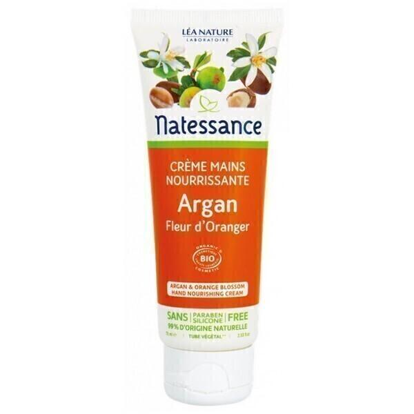 Natessance - Soin mains et ongles Argan 75ml