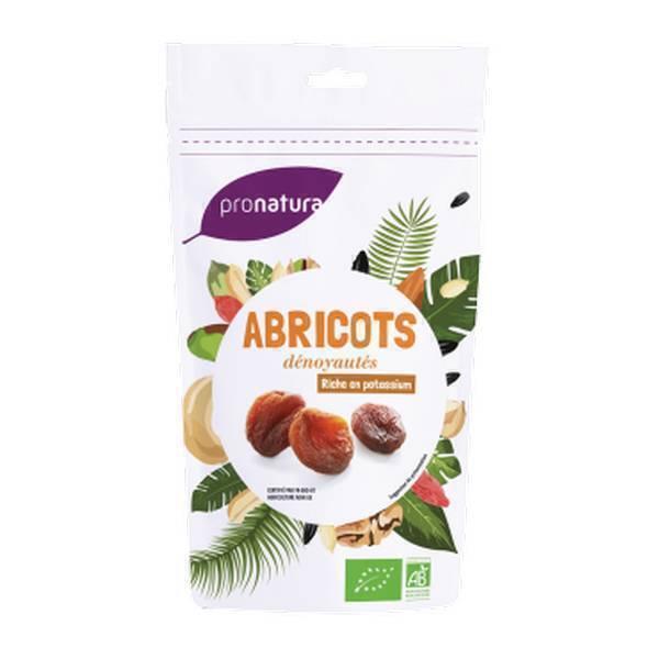 Pronatura - Abricots secs dénoyautés 250g