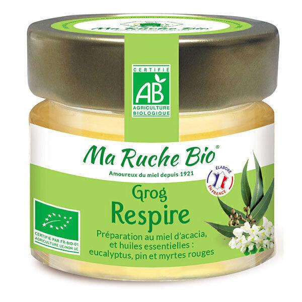 Ma Ruche Bio - Grog Respiration 100g