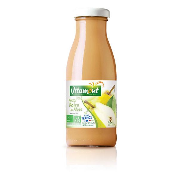 Vitamont - Nectar de Poire des Alpes bio - 25 cl