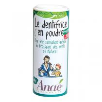 Anaé - Dentifrice en poudre Fraîcheur - 40 g