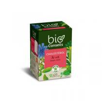 Bio Conseils - Infusion Cholestérol Équitable Bio 20 sachets